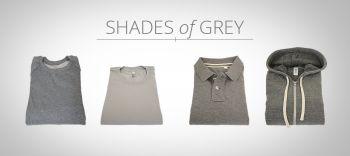 Shades of Grey - Grau ist das neue Bunt