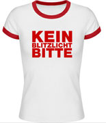 Girlie-Shirt bedrucken