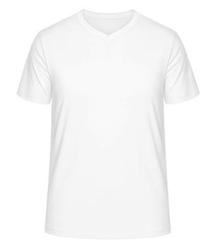 Stanley Expects Bio-Shirt V-Ausschnitt