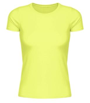 Neon T-Shirt Frauen