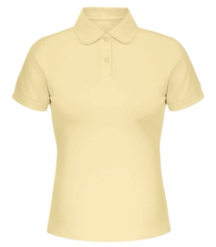 Fit Poloshirt Frauen