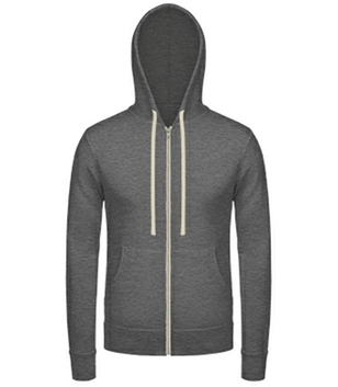 Männer Sweatshirt mit Zipper