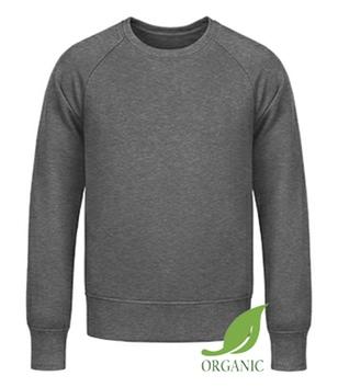 Herren Pullover Organic