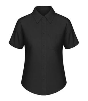 Kurzarm Damen Hemd