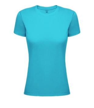 Classic Fit T-Shirt Frauen