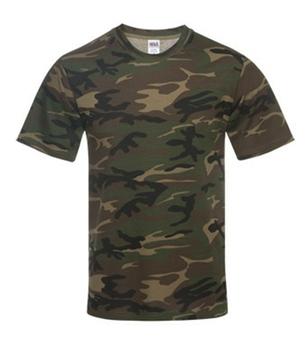 Camouflage T-Shirt Männer