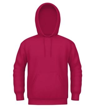 Pullover mit Kapuze - Hoodie