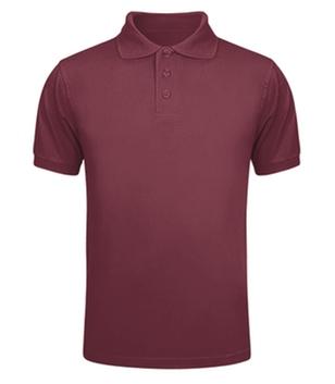 Piqué Poloshirt Männer