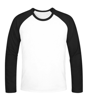 Baseball-Shirt Raglan Men