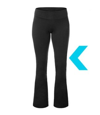 Damen Fitnesspants