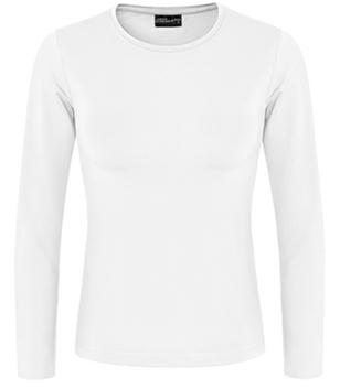 Langarm-Shirt Damen bedrucken