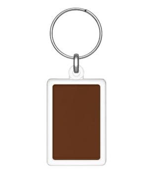 Plastik Schlüsselanhänger