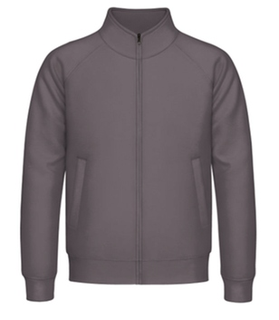 Sweat Jacket Herren