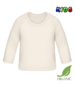 Organic Baby Langarm Shirt