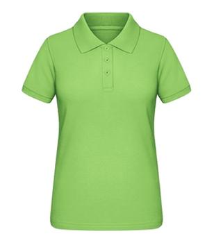 Frauen Piqué-Poloshirt